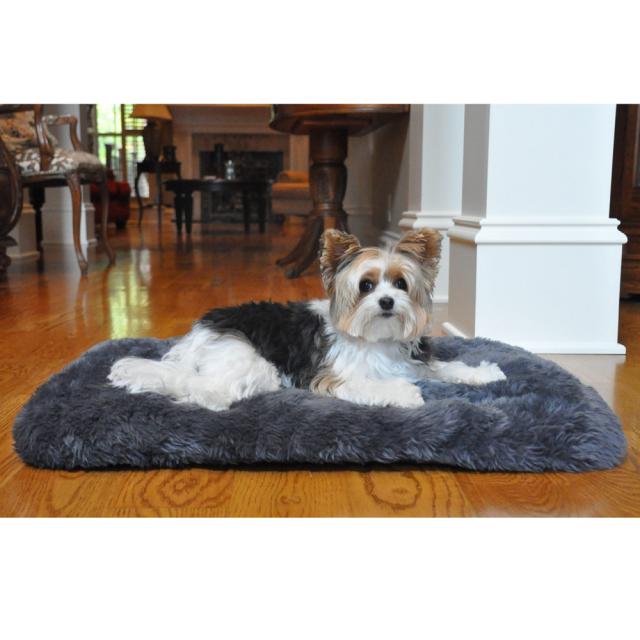 Doggie Design(ドギーデザイン)犬用クッション スランバー ミンキー フェイク ファー クッション